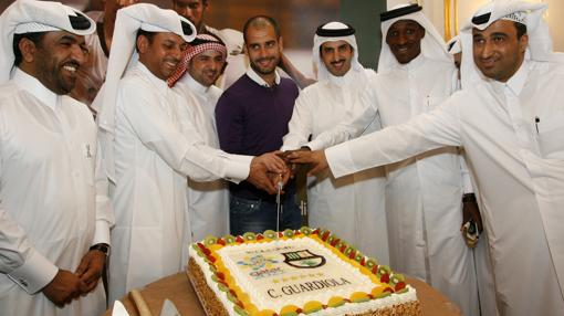 La democracia qatarí de Guardiola