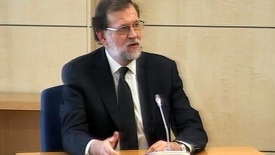 El interrogatorio socialista a Rajoy