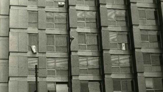 La valiente del balcón