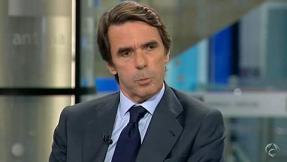 Aznar se equivoca