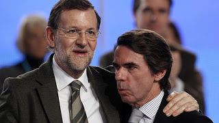 Rajoy desactiva a Aznar