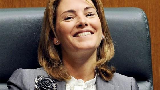 Arantza Quiroga, la lideresa vasca