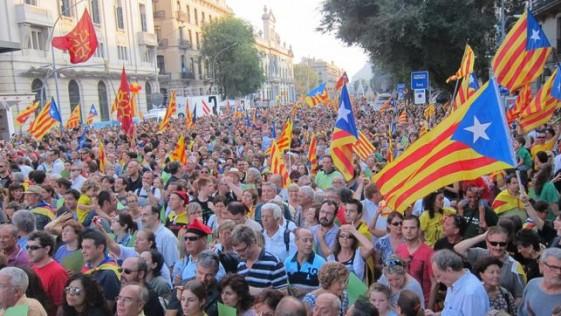 ¡¡¡Silencio, se negocia con Cataluña!!!