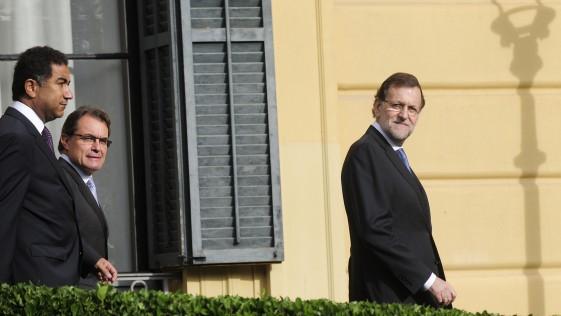 El puñetazo de Rajoy