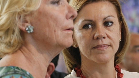 Aguirre rehúye a Cospedal