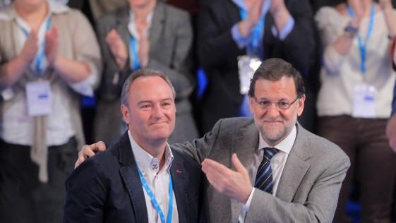 Alberto Fabra desafía a Rajoy por segunda vez