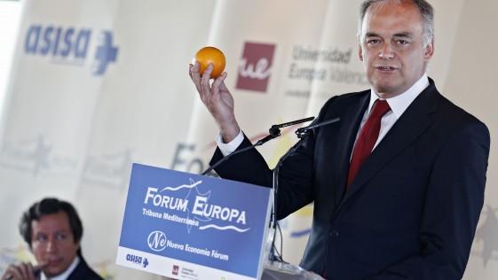 González Pons no será candidato en Valencia