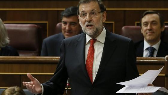 El injusto sueldo de Rajoy
