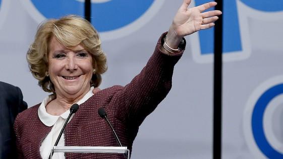 Aguirre se atrinchera en Madrid