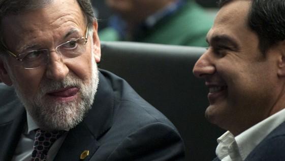 El PP se estrella en Andalucía