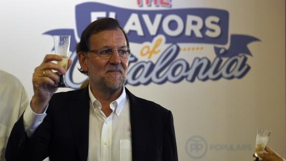 Rajoy y el turrón electoral