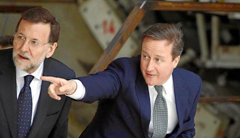 Londres (III): España y la remontada a lo Cameron