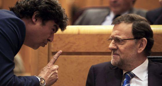 """Jorge Moragas y el """"milagro"""" Rajoy"""