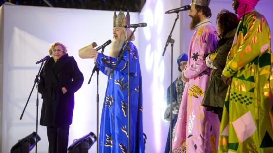 Carmena y el dantesco espectáculo de Reyes