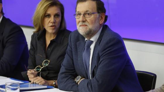 """El """"sorpasso"""" de Rajoy convulsiona España"""