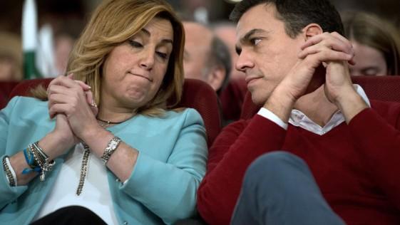 Sánchez le da otro zarpazo a Susana Díaz