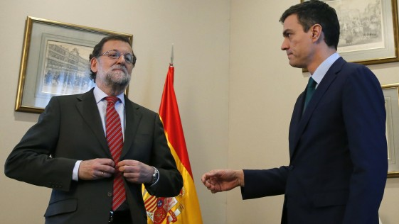 Rajoy y Sánchez, en el laberinto de la investidura