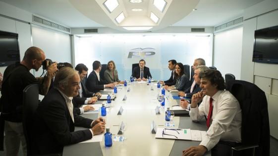 Rajoy pone a prueba la resistencia del PP