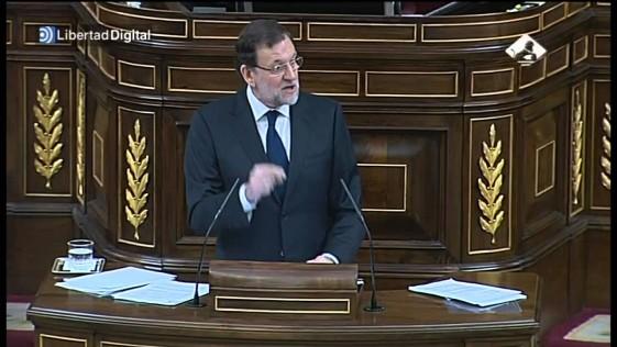 "Rajoy se mofa del ""vodevil"" negociador de Sánchez"