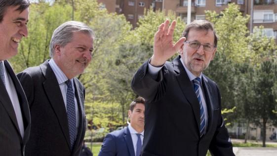 """Rajoy, """"en forma"""", ante su momento decisivo"""