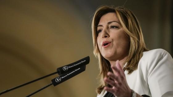Dardo envenenado de Díaz a Sánchez: no al frente antiPP