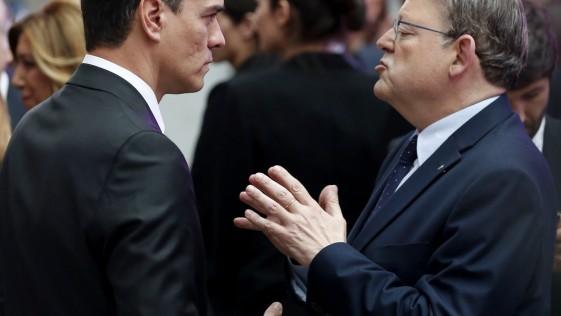A Pedro Sánchez se le desmadra el PSOE