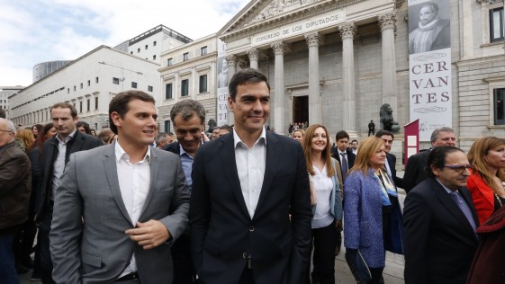 """Rajoy dice """"sí"""", ¿que dirán ahora Rivera y Sánchez?"""