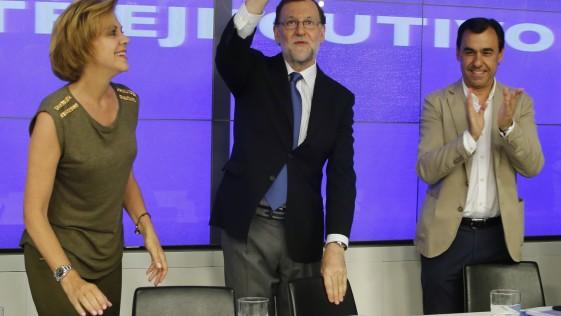Rajoy, camino de la mayoría absoluta