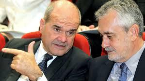 Rita, con 50.000 euros, culpable; Griñán y Chaves, con 741 millones, no