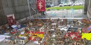 Belenes en la Puerta de Alcalá: zasca del pueblo a Carmena