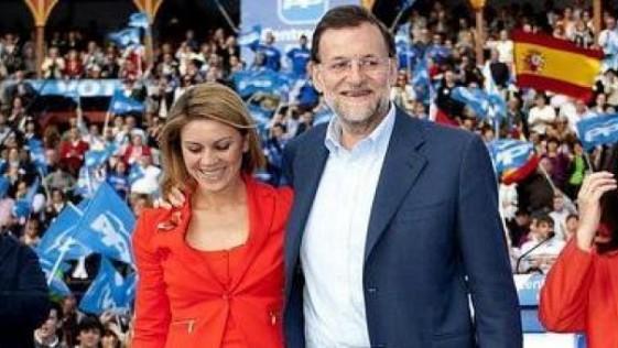 Rajoy dicta sentencia: Cospedal se queda al frente del PP