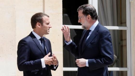 Del España, España de Macron a la plurinacionalidad de Sánchez