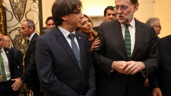 "La pataleta de Puigdemont porque Rajoy le vigila la ""pela"""