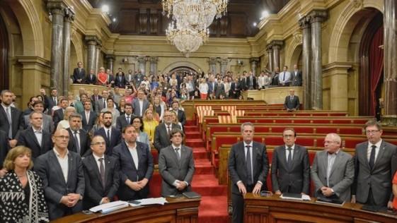 A Rajoy se le termina el tiempo en Cataluña