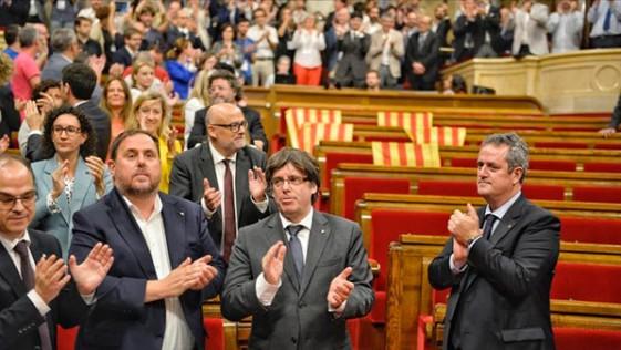 Así puede Cataluña declarar la independencia