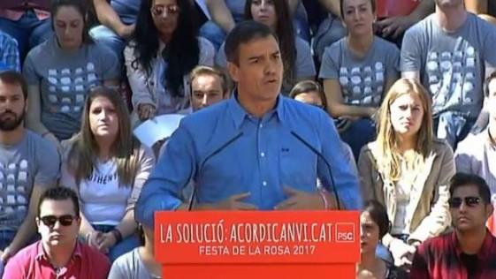 Al PSOE le tiemblan las piernas con el 155 para Cataluña