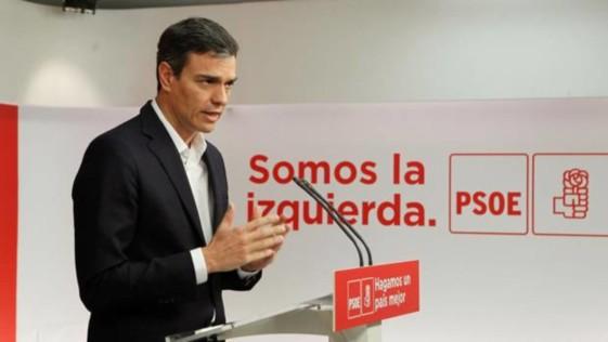Pedro Sánchez: gobernar aunque sea un ratito