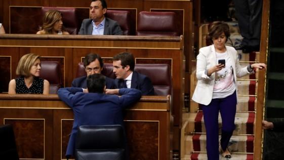 Casado desembarca en Córdoba, seria advertencia a Juanma Moreno