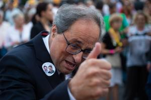"""Torras """"aprieta"""" a los violentos ….. y a Sánchez"""