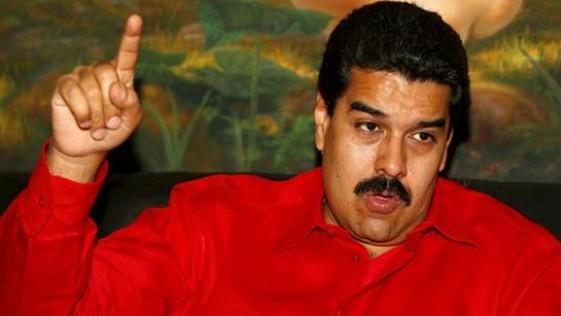 Maduro, un imitador bastante chusco