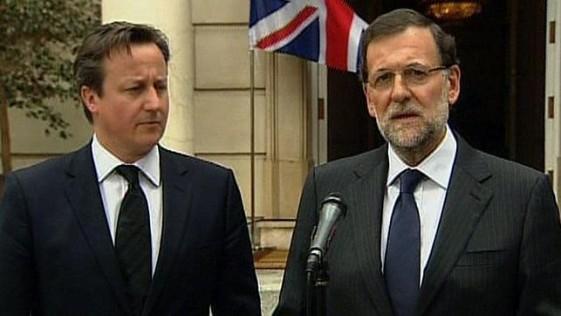 Gibraltar: Un infierno congelado para Cameron