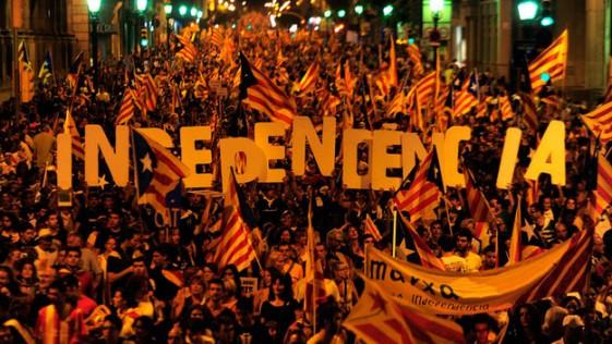 La ofensiva soberanista, desgaste para España