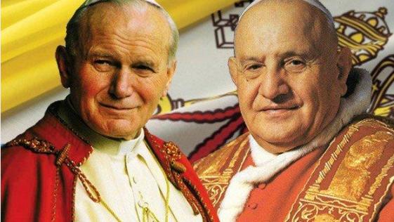 La diplomacia de dos Papas santos