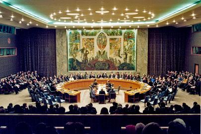 Sprint final hacia el Consejo de Seguridad