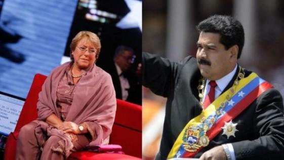 El Gobierno de Rajoy, entre Bachelet y Maduro