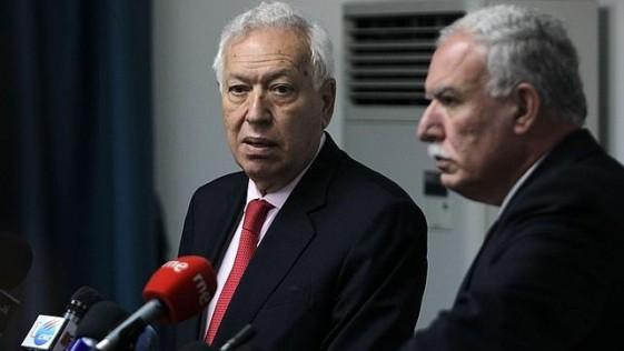 Palestina: Crece la presión árabe sobre España