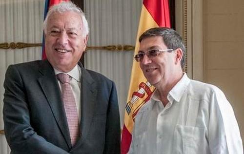 Margallo, nuestro hombre en La Habana