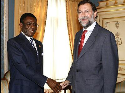 España no mira hacia Guinea Ecuatorial