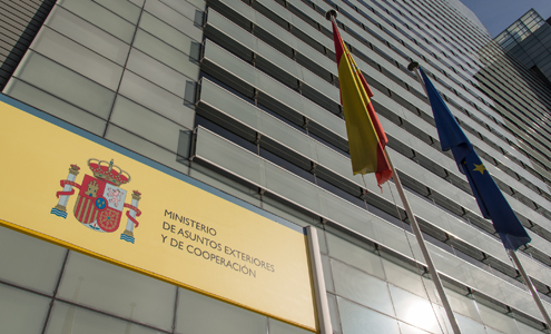 Exteriores: el Ministerio del cambio