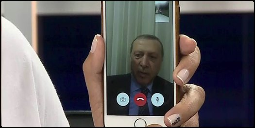 Vigilar a Erdogan